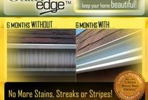 Gutter Edge / Gutter Edge - Discover how to Eliminate Gutter Staining. Lifetime Guarantee!