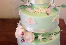 My cake flower