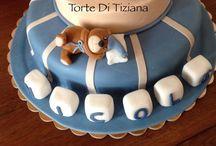 My cake first birthday / Per i vostri piccoli bimbi che compiono il primo anno alcune idee delle mie realizzazioni
