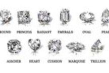 """How to Choose A Diamond - Britton Diamonds / If you have ever purchased a diamond, or are in the process of making your first diamond purchase, you will probably have heard mention of the """"4 C's"""". The 4 C's refer to attributes of a diamond that are commonly used to evaluate its quality. These factors are cut, colour, clarity, and carat (weight). This provides us with a good starting point, but always remember that every diamond is unique!"""