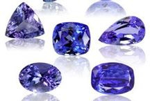 """Tanzanite Loose Gemstones - Britton Diamonds / Tanzanite from Tanzania  - a """"stone of magic"""" that facilitates spiritual awareness and stimulates insight. It is also said to relieve depression. Tanzanite is known to both dispel and transmute negativity.  Tanzanite is relatively new to the colored stone galaxy. As the most common story of the tanzanite mining boom goes, in 1967 a Masai tribesman stumbled upon a cluster of highly transparent, intense blue crystals weathering out of the earth in Merelani, an area of northern Tanzania."""