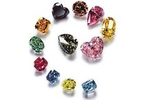Coloured Diamonds - Loose Diamonds - Britton Diamonds / If you love the sparkle and brilliance of a diamond, and are dazzled by the alluring hues of colored gemstones like rubies, emeralds, and sapphires, then maybe it's time for you to consider a growing trend in the world of jewelry – colored diamonds.
