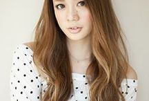 Hair / long