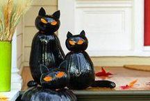 Inspiration in Halloween...