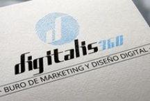 Diseño Gráfico Digital / Diseño · Diseño Gráfico · Diseño Digital