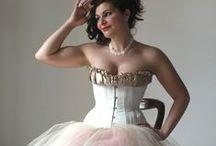 Corset / Corset, corset making, old fashion