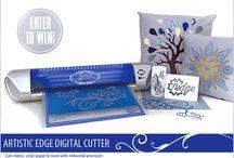 Artistic Edge Digital Cutter