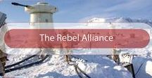 The Rebel Alliance / #aForce4Change: Working to restore peace and justice to planet Earth