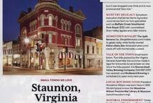 Staunton In the News