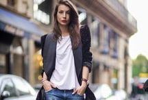 Street style / Inspiration from everyday women.