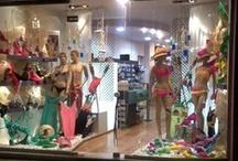"Maroula Lingerie shop window / ""maroula"" lingerie shop window, NAOUSA GREECE"