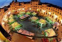Italia / Bilder ,tips til ferien 2014 ,Luca , Toskana /Toscany , Pisa , la Spezia ,