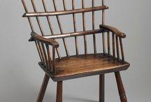 Stick chairs