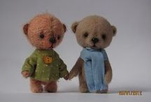 ours et cie / by nanisyl