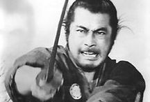 Akira Kurosawa / 黒澤明 / by k a i 1 a x 7