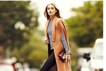 Stripes / A great all year round print. Wear them like you would any other neutral.