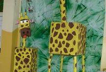 zvířata z papíru