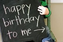 First Birthday Party Ideas / Great ideas and fun suggestions for Baby's First Birthday Party
