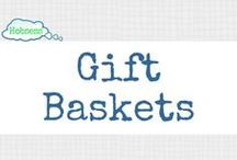 Gift Baskets (A&C) / Make gift baskets your hobby OR business! Learn more at www.hobsess.com/arts-crafts/gift-baskets. (Follow this board if you love making gift baskets! If you'd like to contribute, send me a Pinterest message or email at Rev@hobsess.com)