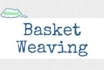 Basket Weaving (A&C) / Make basket weaving your hobby OR business! Learn more at www.hobsess.com/arts-crafts/basket-weaving. (Follow this board if you love making baskets! If you'd like to contribute, send me a Pinterest message or email at Rev@hobsess.com)