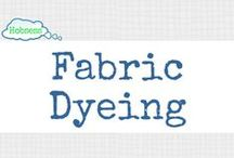 Fabric Dyeing (A&C) / Make fabric dyeing your hobby OR business! Learn more at www.hobsess.com/arts-crafts/fabric-dyeing. (Follow this board if you love fabric dyeing! If you'd like to contribute, send me a Pinterest message or email at Rev@hobsess.com)