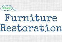 Furniture Restoration (A&C) / Make furniture restoration your hobby OR business! Learn more at www.hobsess.com/arts-crafts/furniture-restoration. (Follow this board if you love to restore furniture! If you'd like to contribute, send me a Pinterest message or email at Rev@hobsess.com)