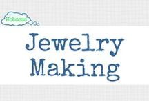 Jewelry Making (A&C) / Making jewelry could be your hobby OR business! Learn more at www.hobsess.com/arts-crafts/jewelry-making. (Follow this board if you love making jewelry! If you'd like to contribute, send me a Pinterest message or email at Rev@hobsess.com)