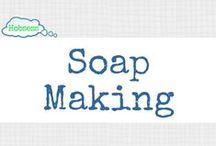 Soap Making (A&C) / Making soap could be your hobby OR business! Learn more at www.hobsess.com/arts-crafts/soap-making. (Follow this board if you love making soap! If you'd like to contribute, send me a Pinterest message or email at Rev@hobsess.com)