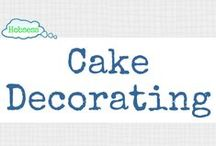 Cake Decorating (FOOD/DRINK) / Make cake decorating your hobby OR business! Learn more at www.hobsess.com/fooddrink/cake-decorating. (Follow this board if you love decorating cakes! If you'd like to contribute, send me a Pinterest message or email at Rev@hobsess.com)