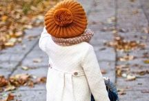 Falling for Fall Fashion / Fall's just around the corner, so here are our favorite cozy kids clothes