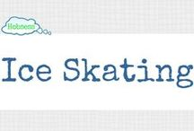 Ice Skating (EXERCISE) / Make ice skating your hobby OR business! Learn more at www.hobsess.com/exercise/ice-skating. (Follow this board if you love ice skating! If you'd like to contribute, send me a Pinterest message or email at Rev@hobsess.com)