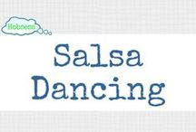 Salsa Dancing (EXERCISE) / Make salsa dancing your hobby OR business! Learn more at www.hobsess.com/exercise/salsa-dancing. (Follow this board if you love salsa dancing! If you'd like to contribute, send me a Pinterest message or email at Rev@hobsess.com)