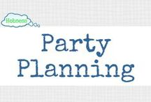 Party Planning (FOOD/DRINK) / Make party planning your hobby OR business! Learn more at www.hobsess.com/fooddrink/party-planning. (Follow this board if you love planning parties! If you'd like to contribute, send me a Pinterest message or email at Rev@hobsess.com)