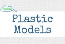 Plastic Models (LEISURE) / Making plastic models could be your hobby OR business! Learn more at www.hobsess.com/leisure/plastic-models. (Follow this board if you love plastic models! If you'd like to contribute, send me a Pinterest message or email at Rev@hobsess.com)