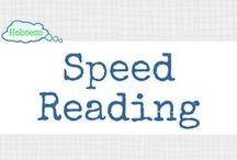 Speed Reading (LEISURE) / Speed reading could be your hobby OR business! Learn more at www.hobsess.com/leisure/speed-reading. (Follow this board if you love speed reading! If you'd like to contribute, send me a Pinterest message or email at Rev@hobsess.com)
