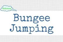 Bungee Jumping (OUTDOORS) / Bungee jumping could be your hobby OR business! Learn more at www.hobsess.com/outdoors/bungee-jumping. (Follow this board if you love bungee jumping! If you'd like to contribute, send me a Pinterest message or email at Rev@hobsess.com)