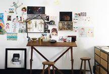 studio + workspace