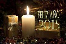 Fin de Año 2014-2015 / Recibiendo el Nuevo Año en distintos lugares del mundo