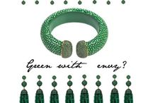"""Medusa Collection - The greens / Stingray """"The leather of a million stars"""" in Lee & Al's evaluation of East meets Wesf"""