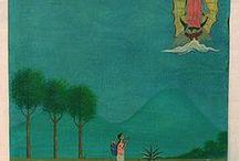 exvoto retablos / the wonderfull stories and imagination on exvoto retablos.