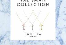 Latelita Talisman Collection / Latelita's new Talisman Collection