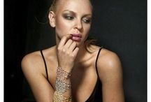 Cassandra Collection / #Cassandra collection #filigree bracelets with their eye catching sparkle are true examples of #statement jewellery