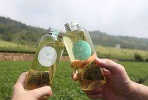 Liv Tea / What a good startup tea brand of good memories .