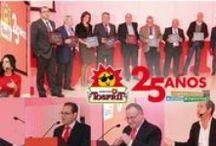 25 años Tosfrit / Fotos de nuestra celebración por los 25 años cumplidos de Tosfrit.