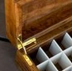 Essential Oil Storage | Hidden Valley Wood / Beautiful storage solutions and ideas for your precious essential oils.  Check out our range of essential oil boxes and storage at hiddenvalleywood.com.au - Afterpay available