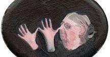 Holly Frean / Holly Frean paintings