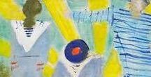 Ragnar Sandberg / paintings