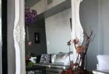 Inspiring Interiors / Great ideas to transform your interiors into an inspiring place to be.  / by Mercy Shammah
