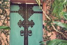 Doors / A door is an opening...