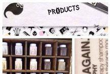 PRODUCTEN WAAR WE VAN HOUDEN / Naast de hairstylingproducten van KEVIN.MURPHY werken we ook met haarkleuring en verzorgingsproducten van SASSOON. Kom eens testen, wij adviseren je graag over het gebruik van de producten die geschikt zijn voor jou.